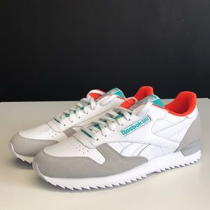 Reebok Classic Leather Ripple Clip shoes